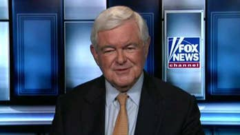 On 'Fox & Friends,' the former House speaker says the establishment played political games with Benghazi and are now 'terrified' there's no President Hillary Clinton to protect them.