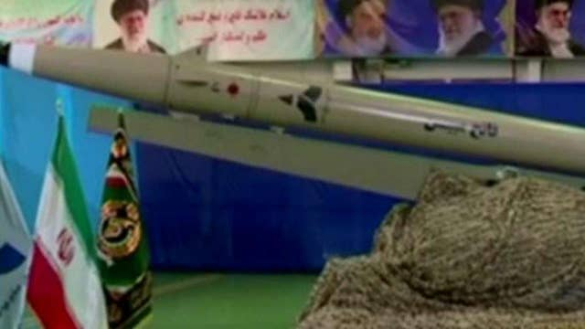 Iran vows to unveil new fighter jet, missile capabilities