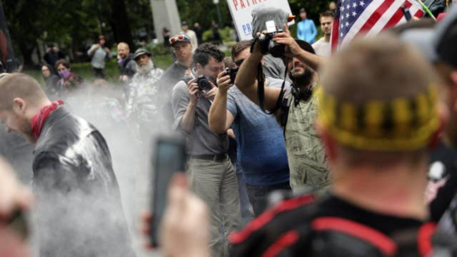 Where is the outrage from Democrats over Antifa?