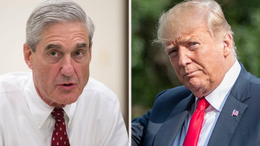 President accuses Democrats of using the special counsel to impact midterm elections; Kevin Corke reports from the White House.