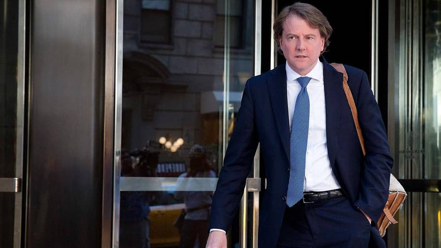What to know about White House Counsel Don McGahn and why he's making headlines when it comes to Robert Mueller's Russia probe.