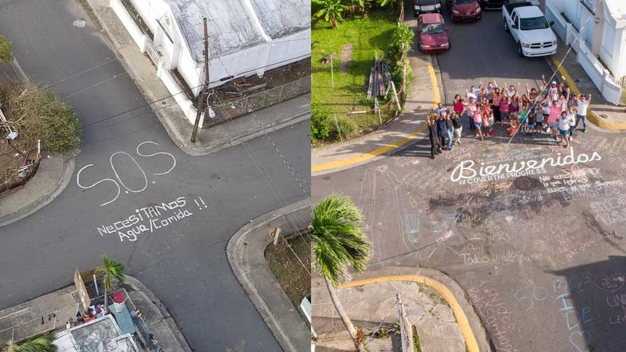 Nearly a year after Hurricane Maria, some residents are hoping to highlight stories of recovery in addition to the devastation inflicted by the storm.