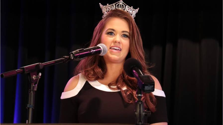 Miss America Cara Mund has accused pageant leadership of manipulation and bullying. Pageant officials from 19 states have also called for the leadership board to resign.