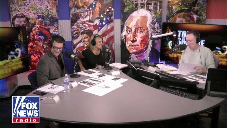 Former Trump Campaign Chairman Paul Manafort is on trial for tax and bank fraud. Attorney and legal analyst Jonna Spilbor and comedian Clayton Fletcher join Tom Shillue to predict how the jury will rule in the case.