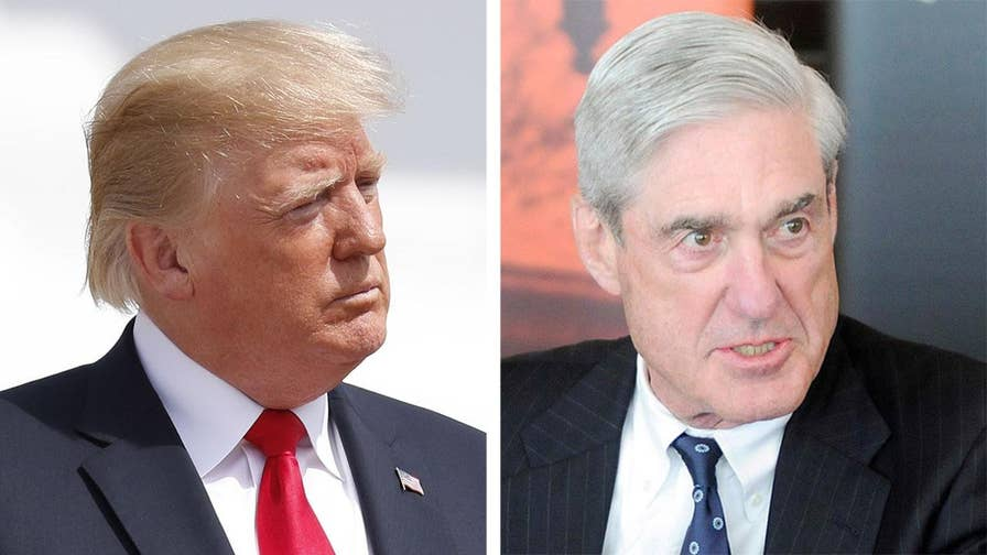 President Trump launches Twitter offensive against the special counsel investigation; chief White House correspondent John Roberts reports.