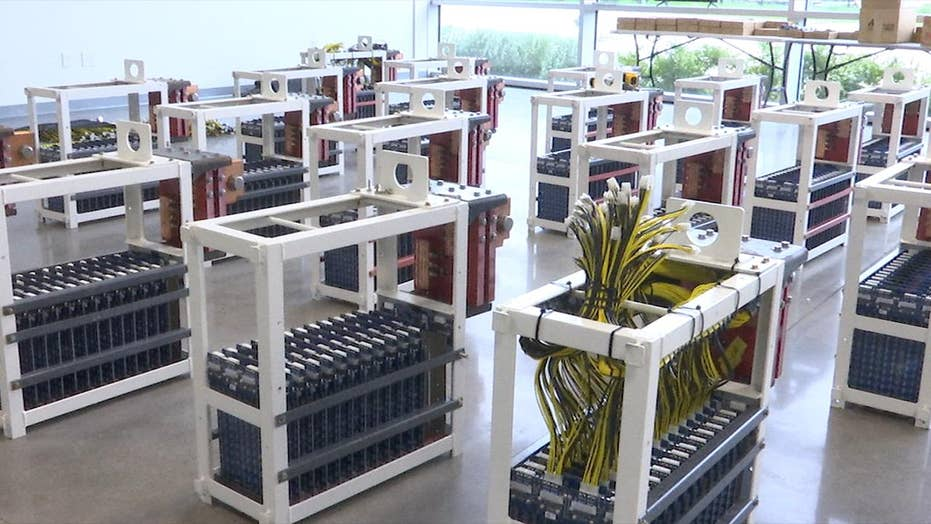 cryptocurrency mining cooling