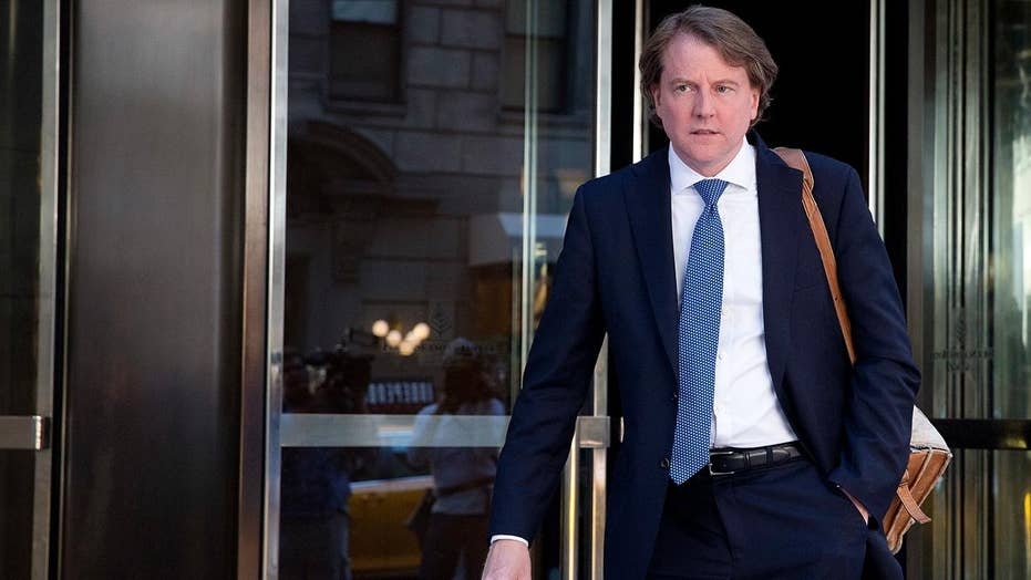 White House Counsel Don McGahn: What to know