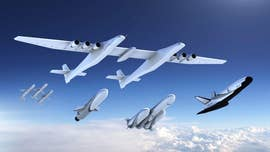 Nearly a year after it first emerged, the Stratolaunch, the largest plane ever built, is getting ready for its first flight later this year.