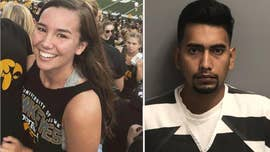 A 24-year-old man from Mexico who was living in the U.S. illegally was charged with murdering missing college student Mollie Tibbetts, officials revealed Tuesday.