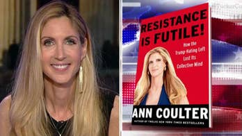 Ann Coulter on her new book and what's behind the left's meltdown over Trump. #Tucker