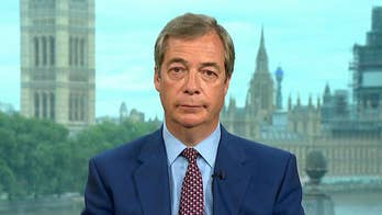 Reaction from Nigel Farage, Fox News contributor and former U.K. Independence Party leader.