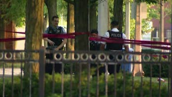 Former superintendent of police and mayoral candidate Garry McCarthy reacts to police saying there is 'only so much we can do' to address the growing violence.