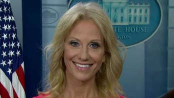 Kellyanne Conway, counselor to the president, says President Trump believes special counsel Robert Mueller 'ridicules' the system of justice if the 'other side of the investigation' is ignored.