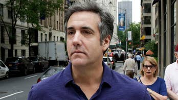 President Trump's former attorney Michael Cohen is being investigated for campaign finance violations and bank fraud, tax evasion; chief White House correspondent John Roberts reports.