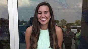 Authorities in Iowa hold news conference on developments in Mollie Tibbetts case.