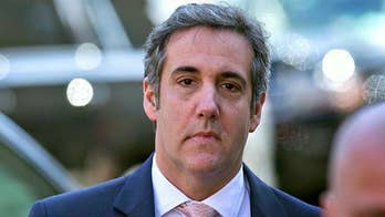 President Trump's former attorney Michael Cohen pleads guilty to charges including campaign finance fraud; Ed Henry reports.