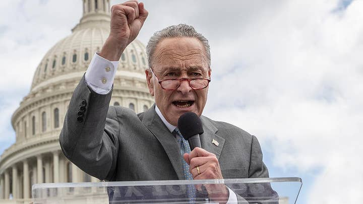 Schumer: Democrats ready to sue for Kavanaugh's records