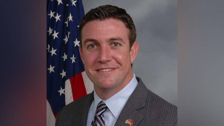 Rep. Duncan Hunter and wife indicted on corruption charges