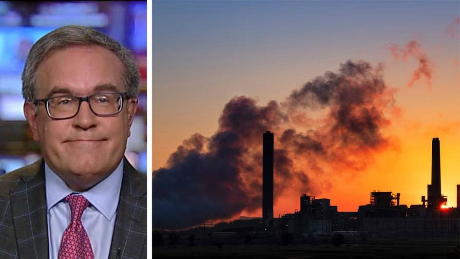 Andrew Wheeler says the Affordable Clean Energy Rule sets guidelines for states to work with utilities, give states the authority to implement emission restrictions.