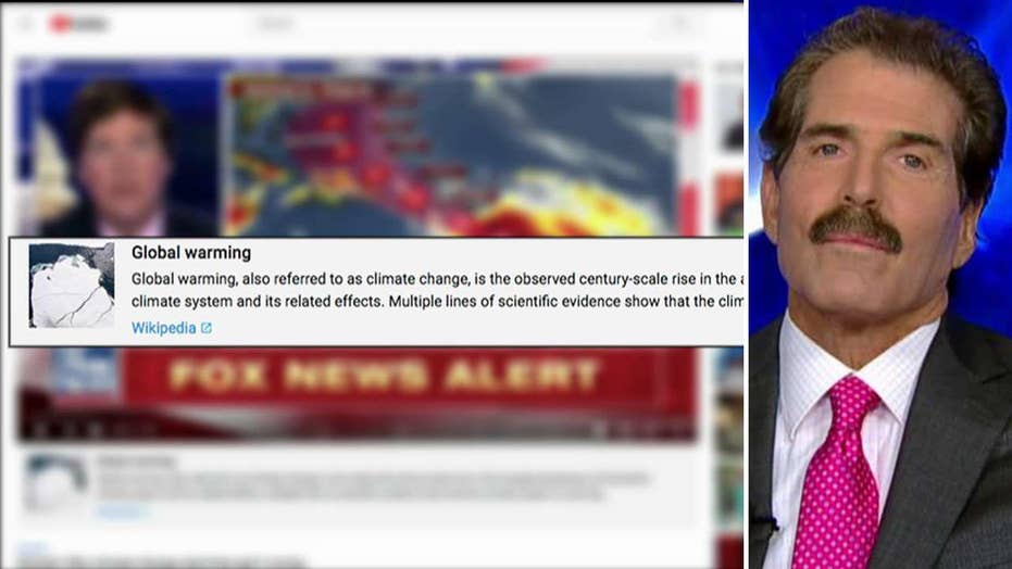 Stossel on YouTube's 'warning' about his content