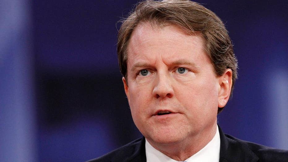 Did Don McGahn place President Trump in legal jeopardy?