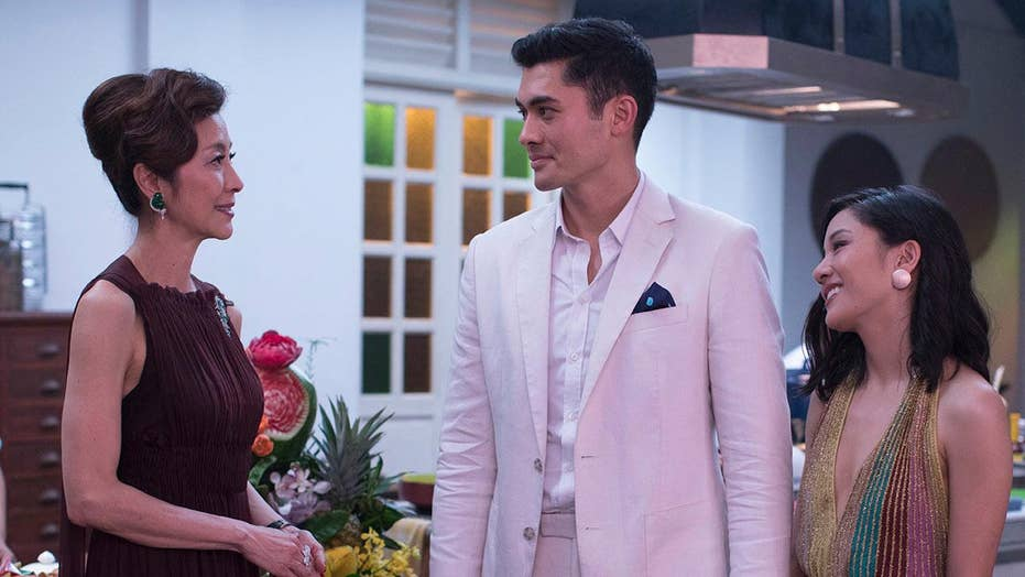 'Crazy Rich Asians' beats industry expectations