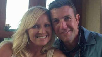 Five-term Republican congressman from California Duncan Hunter and his wife Margaret are accused of using campaign funds for personal expenses; William La Jeunesse reports from Los Angeles.