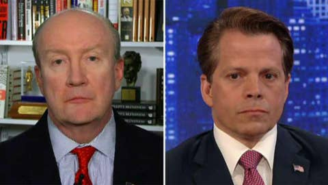 Scaramucci, McCarthy on if Cohen, Manafort cases hurt Trump