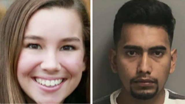 Homan on Mollie Tibbetts murder: This is why we need a wall