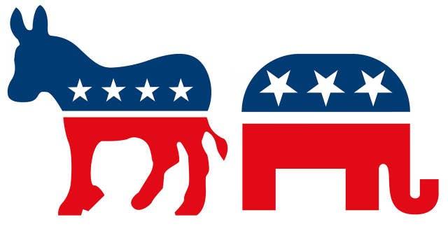 Fox News poll: Republicans trail Democrats in favorability