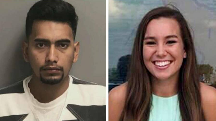 24-year-old illegal immigrant Cristhian Rivera charged with first-degree murder; Matt Finn reports on the history of the suspect.