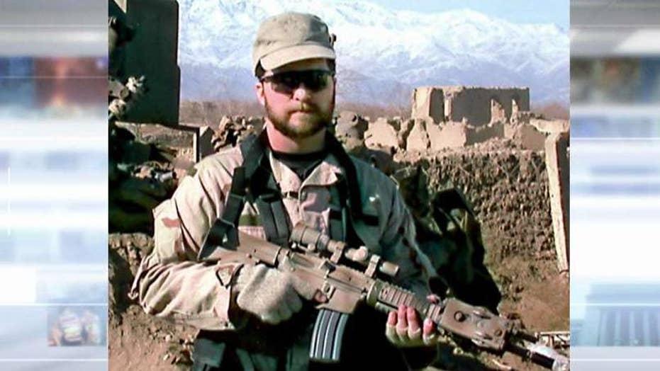 Trump to posthumously award Medal of Honor to John Chapman