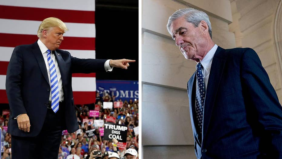 Is Trump's PR fight against Mueller a good or bad strategy?