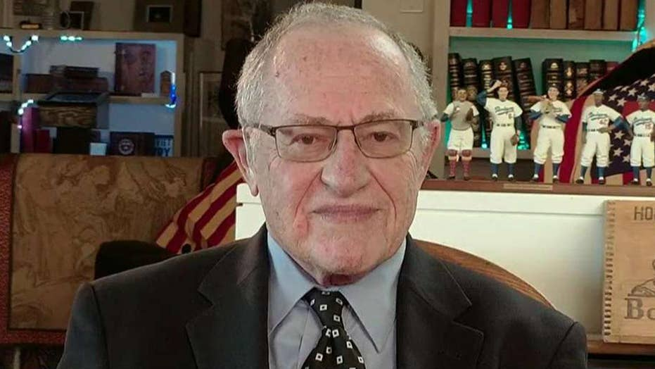 Dershowitz: Not a crime to contribute to your own campaign