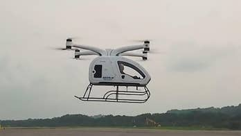 Electric truckmaker Workhorse is developing an easy to fly hybrid-electric helicopter that it's planning to sell for $200,000 in a couple of years.