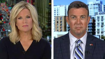 Rep. Duncan Hunter speaks exclusively with 'The Story with Martha MacCallum' after being accused of using campaign funds for personal expenses.