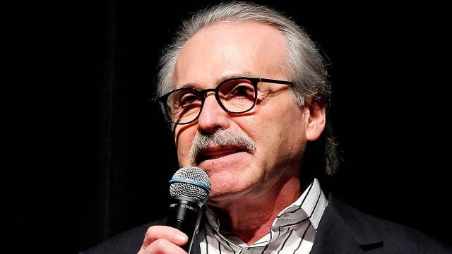 What is National Enquirer's involvement in the Cohen case?