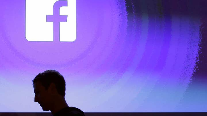 Facebook suspends accounts tied to foreign influence efforts