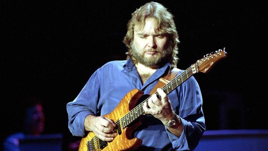 Ed King the Former guitarist for Lynyrd Skynyrd has died at the age of 68. Ed King is known for co-writing the band's classic song 'Sweet Home Alabama.'