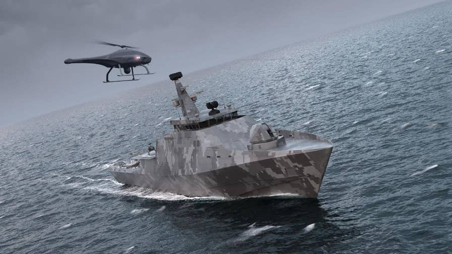 Defense Specialist Allison Barrie gives insight into how the Saab Sea Giraffe can protect the United States Navy from incoming threats.