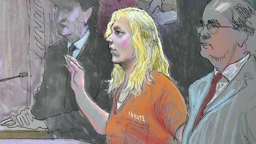 Former National Security Agency contractor Reality Winner is sentenced to more than five years in prison after pleading guilty to leaking a classified report with information on Russia's involvement in the 2016 presidential election