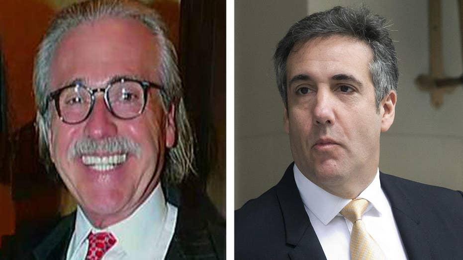 Michael Cohen prosecutors gran...