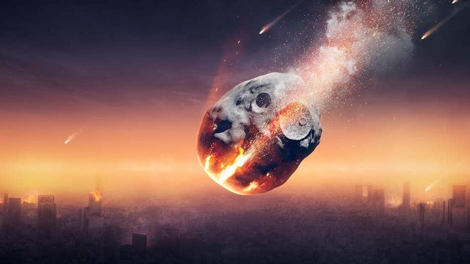 NASA: 'Potentially hazardous asteroid' nears Earth
