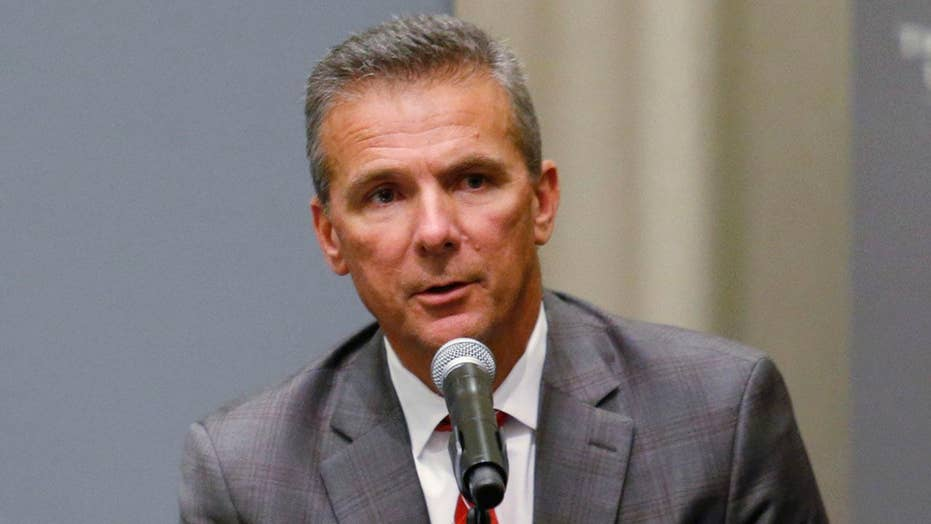 Ohio State suspends Urban Meyer