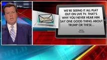 Neil Cavuto gets an earful from viewers after his comments about President Trump.
