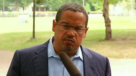 The woman who accused Minnesota Democratic Rep. Keith Ellison of domestic abuse said on Monday that Democrats don't believe her politically-inconvenient story and that the party threatened to isolate her over the allegations.