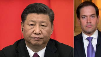 Rubio: China buys off governments, companies on atrocities