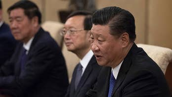 Chinese and U.S. officials end trade talks in Washington without major breakthrough; FBN's Susan Li reports.