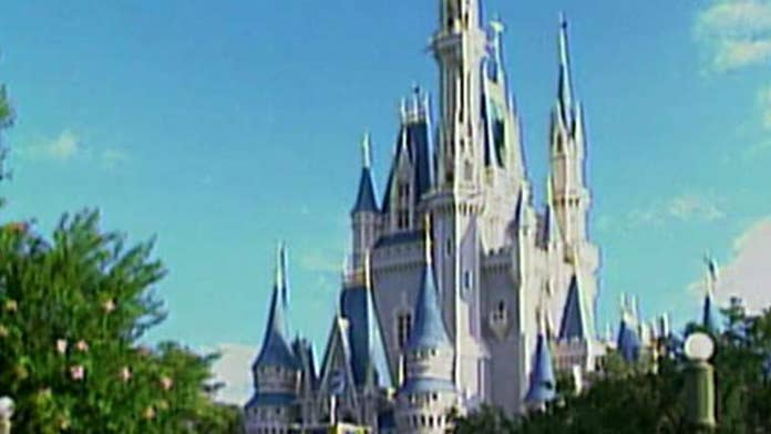 Disney World reportedly uses a secret shade of paint to camouflage 'less than exciting' park elements
