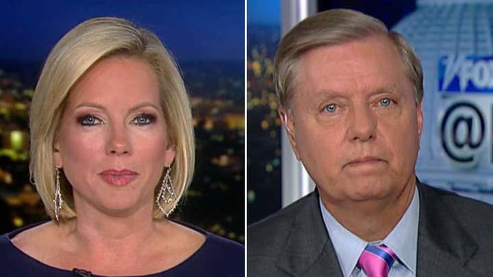 Sen. Lindsey Graham on tensions between Trump and Sessions